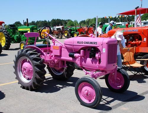 allis tractor