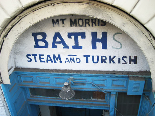 The Mt. Morris Baths didn't start out as a gay bath house and surprisingly ...