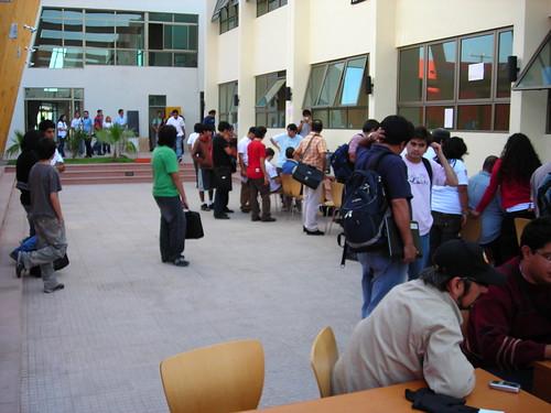 FLISoL 2008 en la UTA de Iquique
