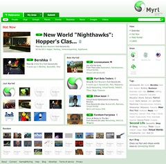 Welcome to Myrl: Cross-metaverse Social Network
