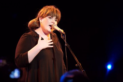 Adele Live at The Roxy