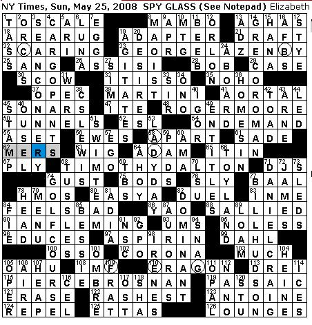 Unisexuality of flower pr events crossword