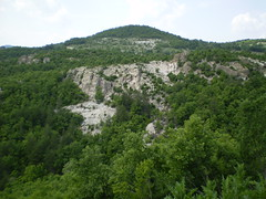 Rhodopes /  (mitko_denev) Tags: mountain nature ruins tomb bulgaria archeology    rhodopes thracian tatul  kardzhali