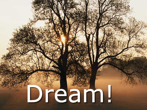 Des objectifs vers une vie de rêve