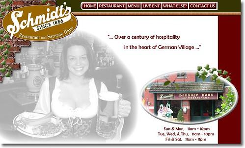 Schmidt's Sausage Haus und Restaurant
