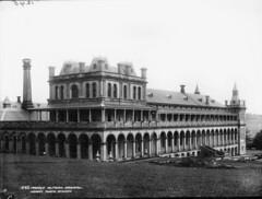 (Royal) Prince Alfred Hospital, Sydney