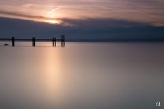 un peu de calme (flo73400) Tags: coucherdesoleil sunset lake lacléman hautesavoie paysage landscape longexposure poselongue le