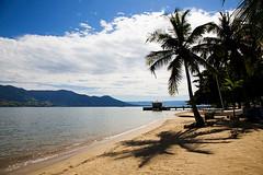Beach - Ilhabela, Brazil