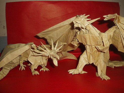 Ancient Dragon - Kamiya | 375x500
