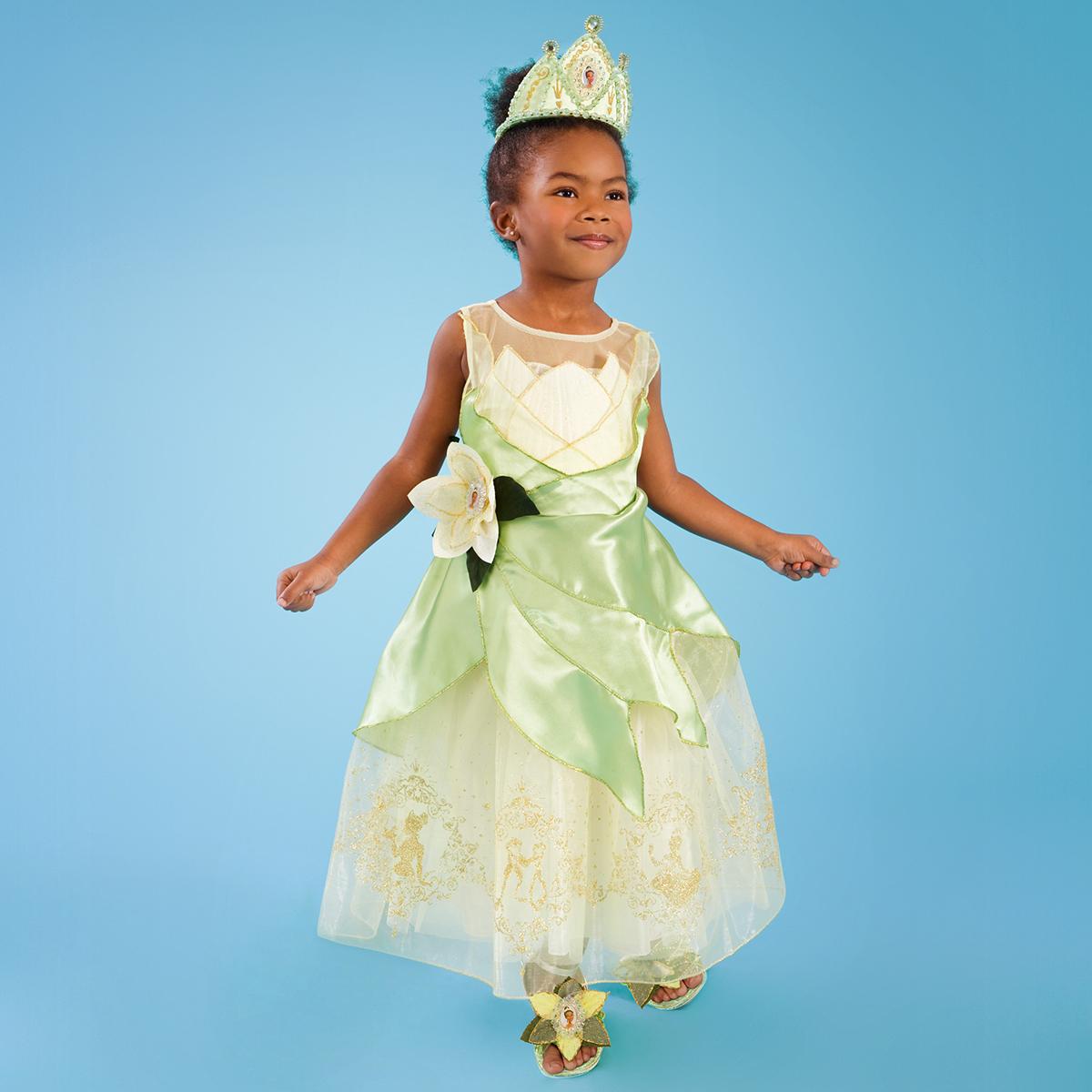 Princess Tiana Outfit: Disney Princess Costumes: Spring 2010