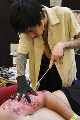LTC 2011 (Tramorak) Tags: art tattoo liverpool convention deviant alternative lowbrow ltc tattooist 2011 liverpooltattooconvention liverpooltattoo ltc2011 liverpooltattooconvention2011