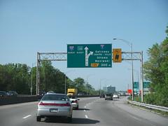 Québec Autoroute 50 (Dougtone) Tags: road canada sign highway quebec route québec freeway gatineau shield expressway autoroute 053011
