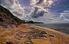 Skyscape (jcc55883) Tags: ocean sky beach clouds hawaii nikon oahu pacificocean blackpoint kaalawaibeach nikond40 kuileicliffsbeachpark