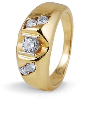 Men's Gold Ring