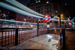 Going Underground (Photo Lab by Ross Farnham) Tags: london nikon d800 1635mm