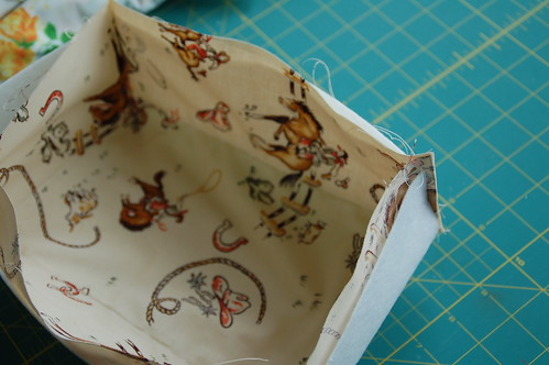Fabric Box: Step 6