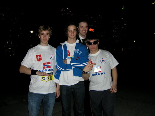Team Norway 2007