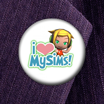 MySims Button by jennyvier.
