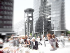 Berlin shopping (slimtoe84) Tags: city people berlin shopping flow market menschen markt kaufen kufer