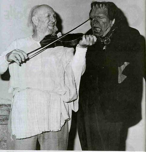 violines para frankenstein