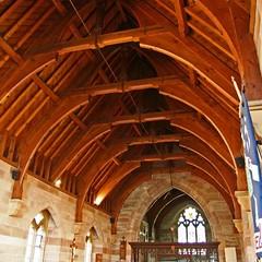 Webheath, Worcestershire, St Philip's. (Tudor Barlow) Tags: england churches worcestershire newbuilding 1869 redditch preedy parishchurch churchinteriors frederickpreedy webheath webheathchurch