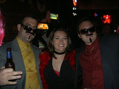Halloween at the Garage Bar
