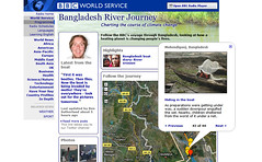 BBC World Service: site launch