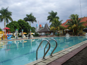 kolam renang VBI