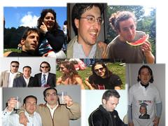 collage amici