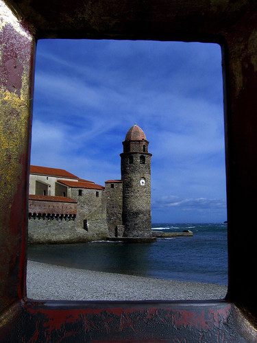 Collioure by zak mc, on Flickr