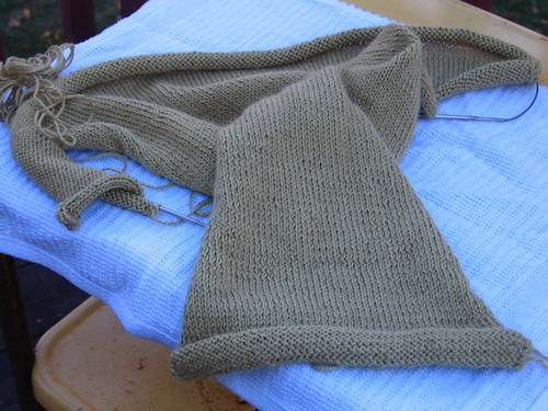 Alpaca Silk Shrug 5