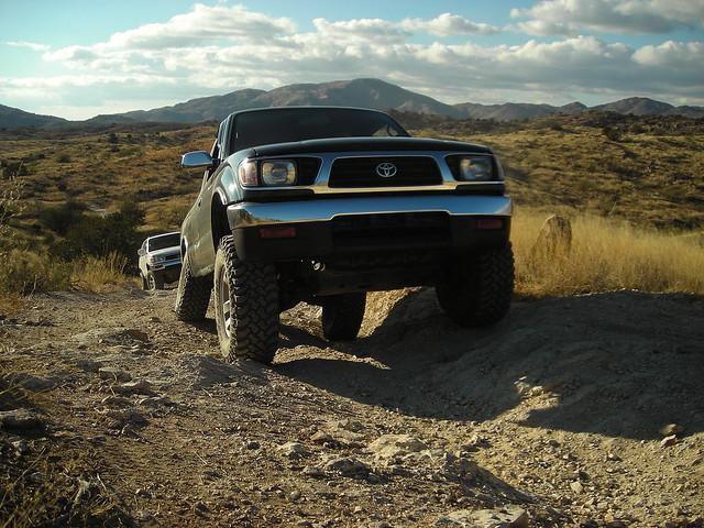 arizona wheel drive tucson 4 pass toyota tacoma wheeling wheelin redington wesnoonan