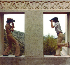 The 70's at Wrigley Memorial (4Durt) Tags: catalinaisland 1979 the70s bellbottoms wrigleymemorial curttoumanian