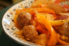 sausage&peppers