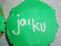 Jaiku cupcake
