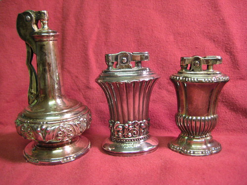 Vintage Ronson Table Lighters