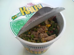 NISSIN CUP NOODLE SIO KALBI