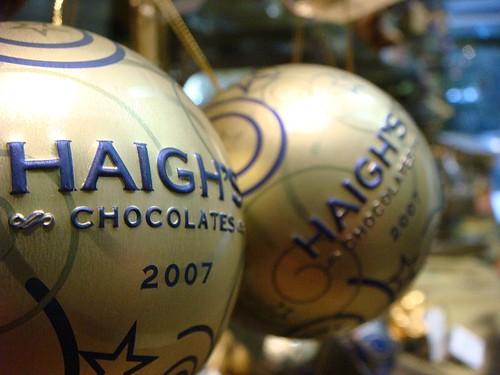 Haigh's Chocolate. Adelaide.