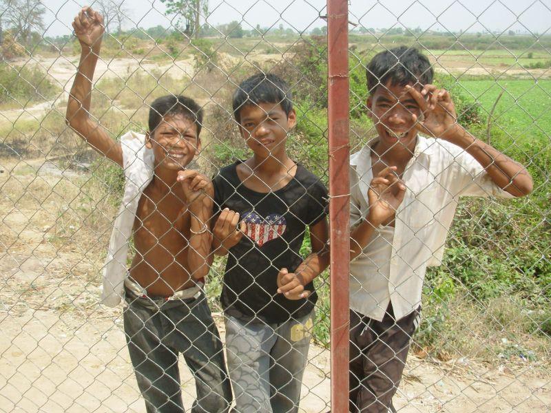 En gang C-Phnom Penh
