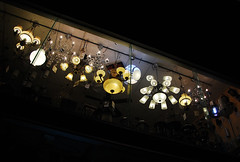 Planets (Maverick Zack) Tags: light shop bulb night lights shapes bulbs lightshop