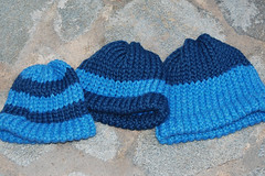 Knifty Knitted Hats