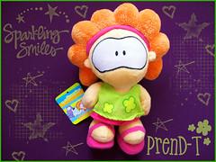 Regalito de Aniversario  (PrenD-T) Tags: cute kawaii regalo peluche tierno gusanito wamba