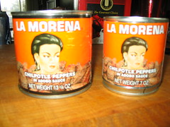 La Morena Chipotles in Adobo