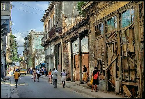 CUBA - Escenas urbanas por Manolo Marrero.