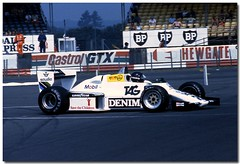 Jacques Laffite Williams FW08C F1 Silverstone British GP 1983 (Antsphoto) Tags: uk slr classic ford car speed 35mm williams britain f1 racing historic grandprix turbo silverstone formulaone british 1983 canonae1 1980s motorsports formula1 gp groundeffects motorsport racingcar turbocharged jaques autosport cosworth kodakfilm carracing motoracing f1car formulaonecar laffite britishgp dfv formula1car williamscosworth tamron70210mm f1worldchampionship jaqueslaffite grandprixcar antsphoto fw08c caracing saudiawilliams canonae135mmslr fiaformulaoneworldchampionship f1motoracing formula11980s anthonyfosh williamsfordcosworth formula1turbo