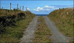 Road To The Sea (Kman999) Tags: road ireland landscape clare doonbeg