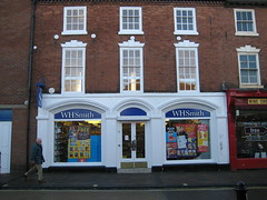 W H Smith, High Street, Stourport 6.2.08 (svr_p_way) Tags: worcestershire highstreet whsmith bookshops stourport newsagents stourportonsevern