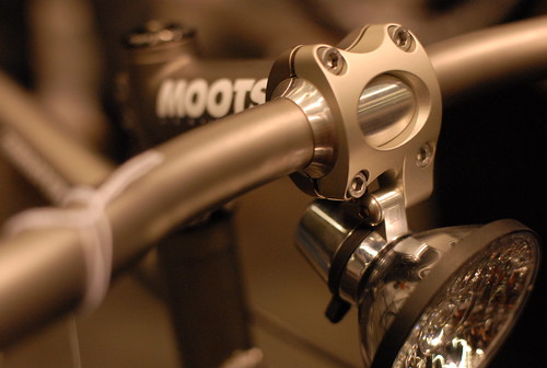 Moots face plate