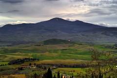 Pienza-panorama (Bruno Tardioli) Tags: italy rome landscape valle valley tuscany siena monte pienza toscana maremma amiata naif orcia