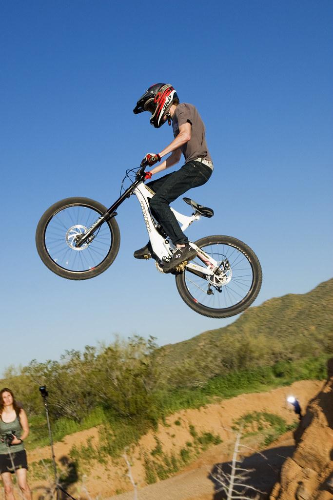 Mountain Bike Jumper